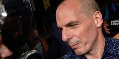 2. Renunció el ministro de Finanzas, Yanis Varoufakis Foto:AFP