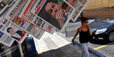 3. El resultado del referéndum fue primera plana nacional Foto:AFP