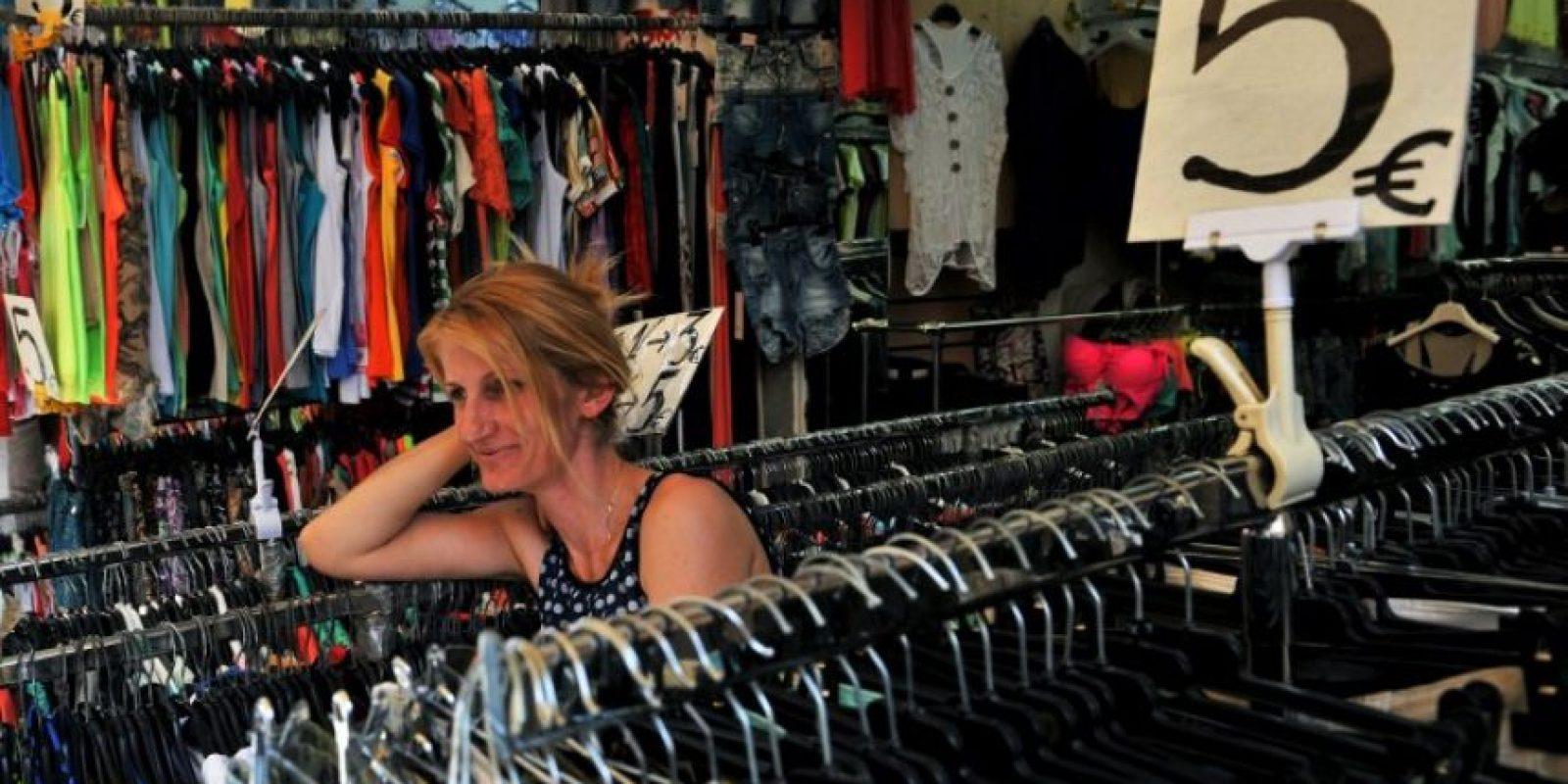 5. Los negocios continúan abiertos Foto:AFP