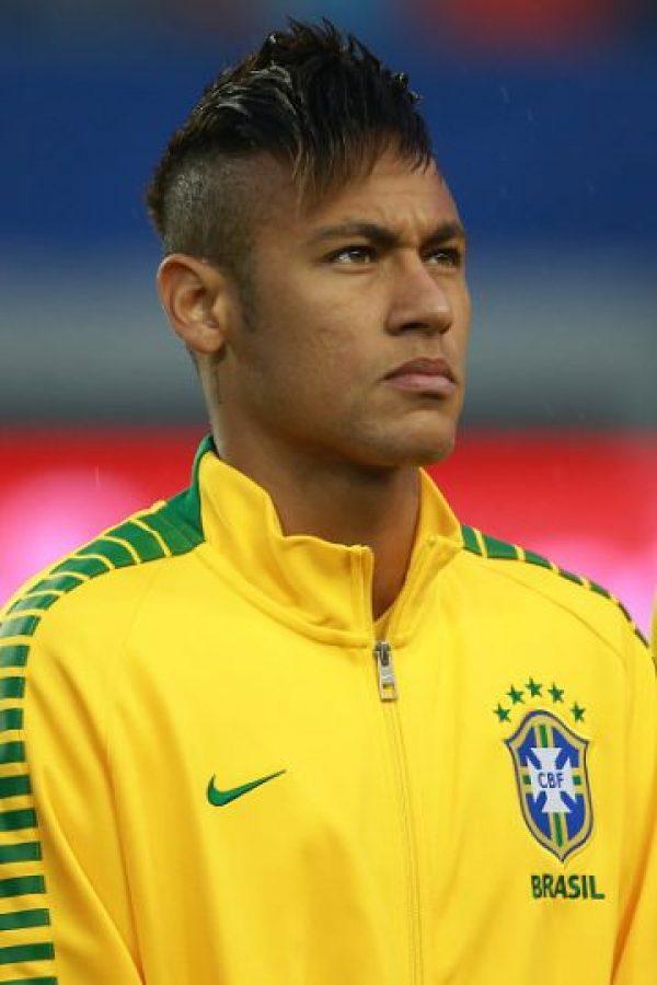 3. Neymar (Brasil). Foto:Getty Images