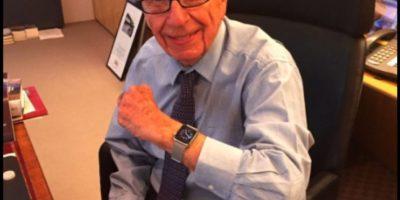 Rupert Murdoch es un empresario, inversionista y magnate australiano nacionalizado estadounidense, director ejecutivo y principal accionista de News Corporation. Foto:twitter.com/nravitz