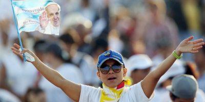 Las 15 imágenes más destacadas del Papa Francisco en América Latina