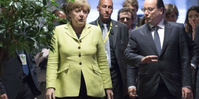 Líderes europeos se reunirán tras