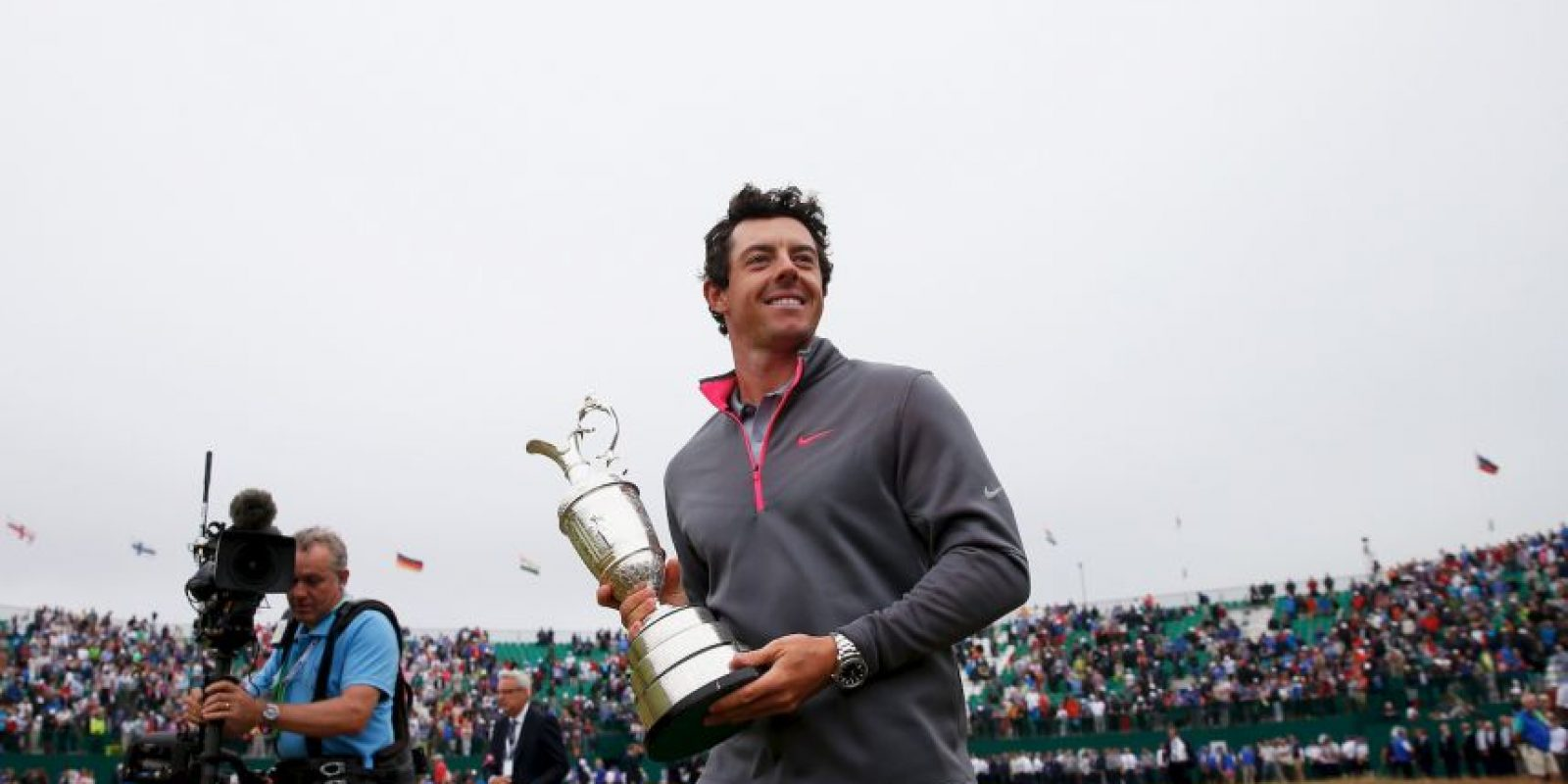 6. Abierto Británico de Golf Foto:Getty Images