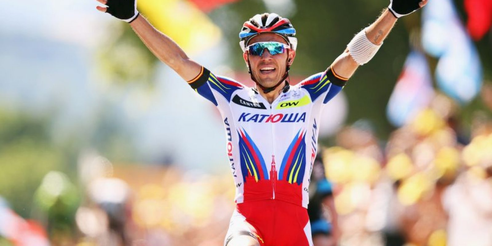 4. Tour de Francia Foto: Getty Images