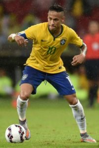 6. La poca participación de Neymar Foto:AFP
