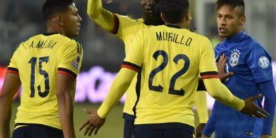 Después de una gresca en la fase de grupos ante Colombia, el crack brasileño fue expulsado del torneo Foto:AFP