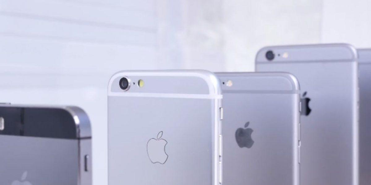 VIDEO: Esto pasa cuando le disparan al iPhone con una AK-74