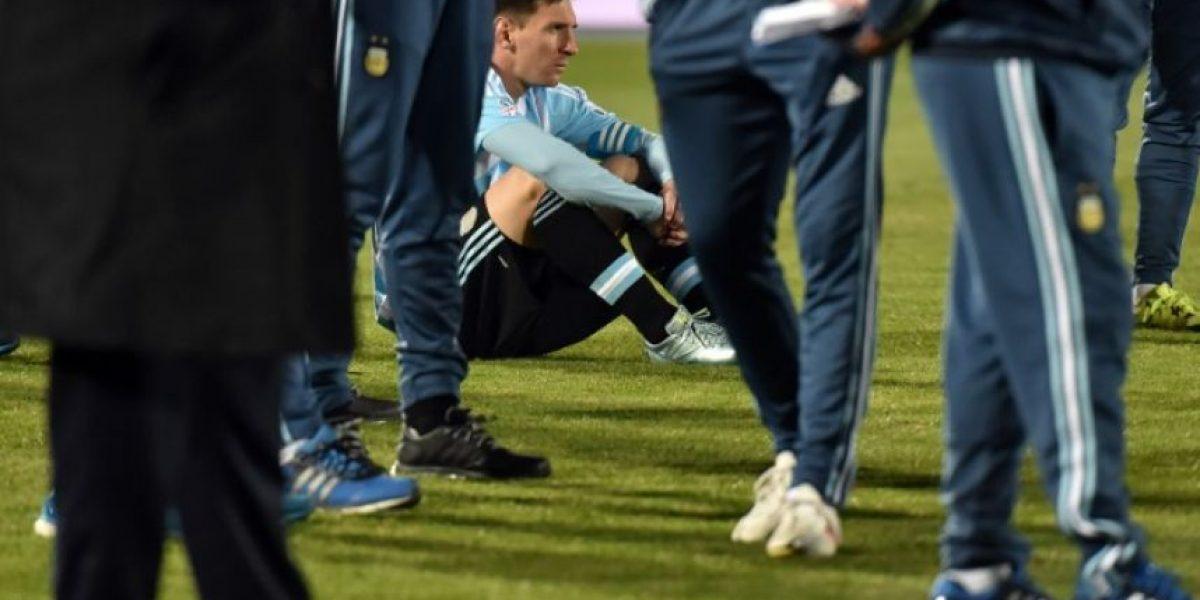 ¿Es verdad que Messi no ha salido de su casa tras perder la Copa América?