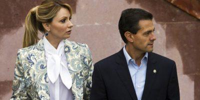 """VIDEO: El """"desdén"""" del presidente de México a la primera dama"""