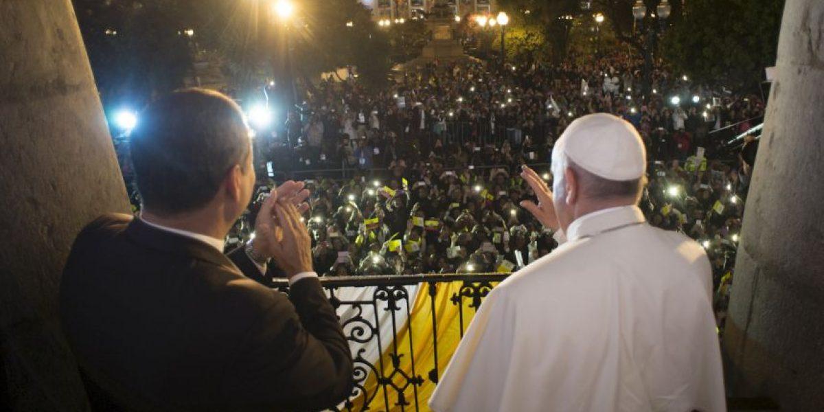VIDEO: El Papa Francisco envía saludo a joven con leucemia