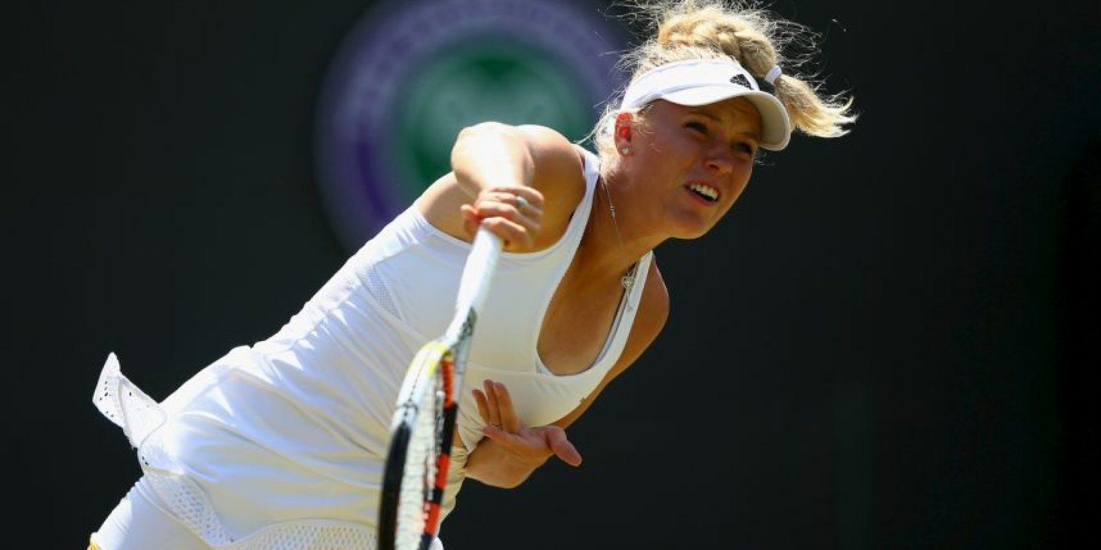 No tiene títulos a nivel profesional, pero sí en categoría júnior: Wimbledon en 2006. Foto:Getty Images