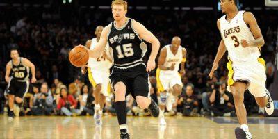 Bonner forma parte de los Spurs de San Antonio de la NBA. Foto:Getty Images