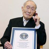 Tenía 112 años y 150 días de edad Foto:AP