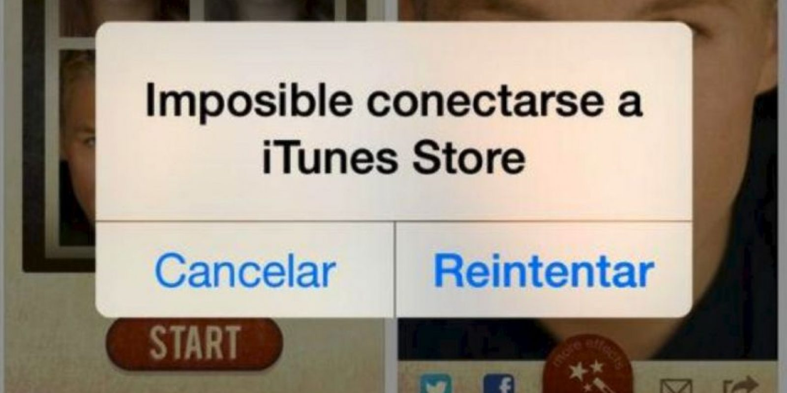 En iTunes no pudieron adquirir música Foto:Apple