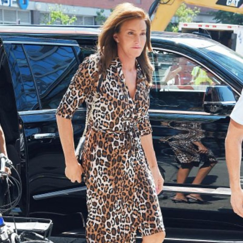 Animal print. Foto: vía Getty Images