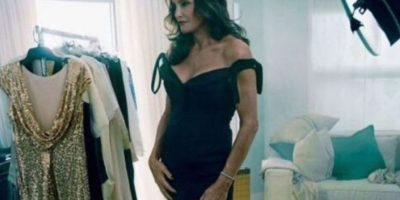 Vestido conscious para Vanity Fair. Foto:vía Vanity Fair