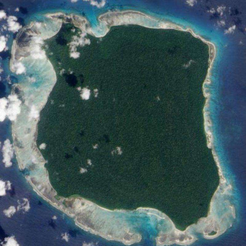 La isla más peligrosa del mundo por su violenta tribu Foto:Wikimedia