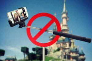 Después se sumaron muchos otros lugares y países en el mundo, como Disney World en Estados Unidos, alegando que son molestos y peligrosos Foto:twitter.com/Disneylizer