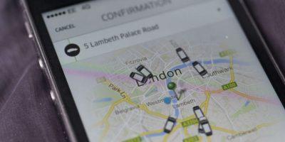 Uber se ha colocado como una de las apps preferidas de los usuarios. Foto:Getty Images