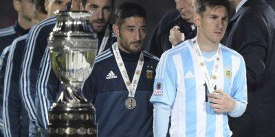 22 goles en torneos oficiales Foto:AFP