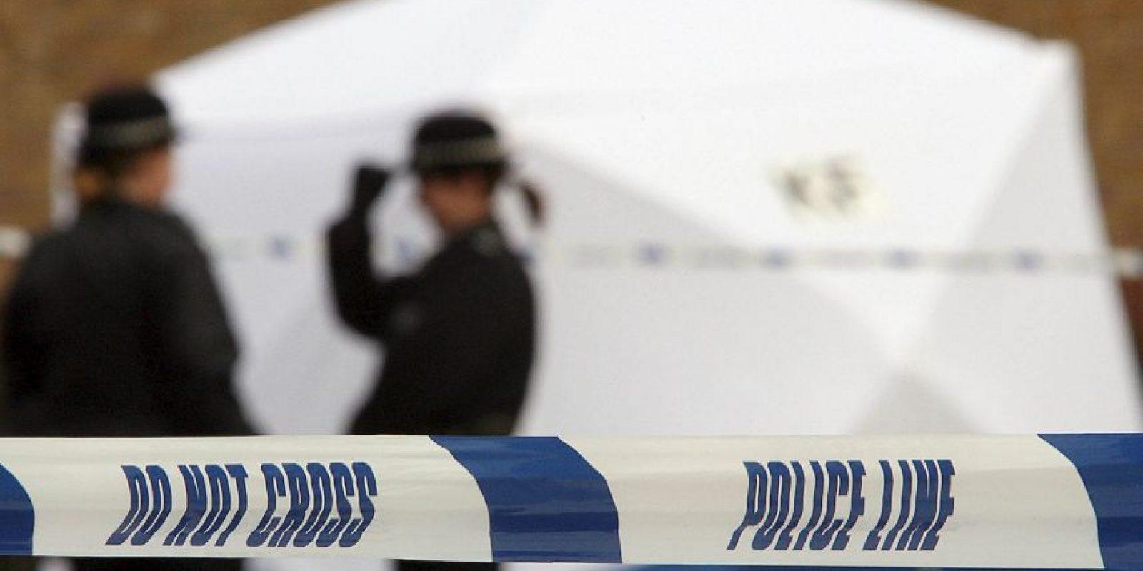 2. Las pandillas generalmente usan la violencia contra miembros de otras pandillas. Foto:Getty Images