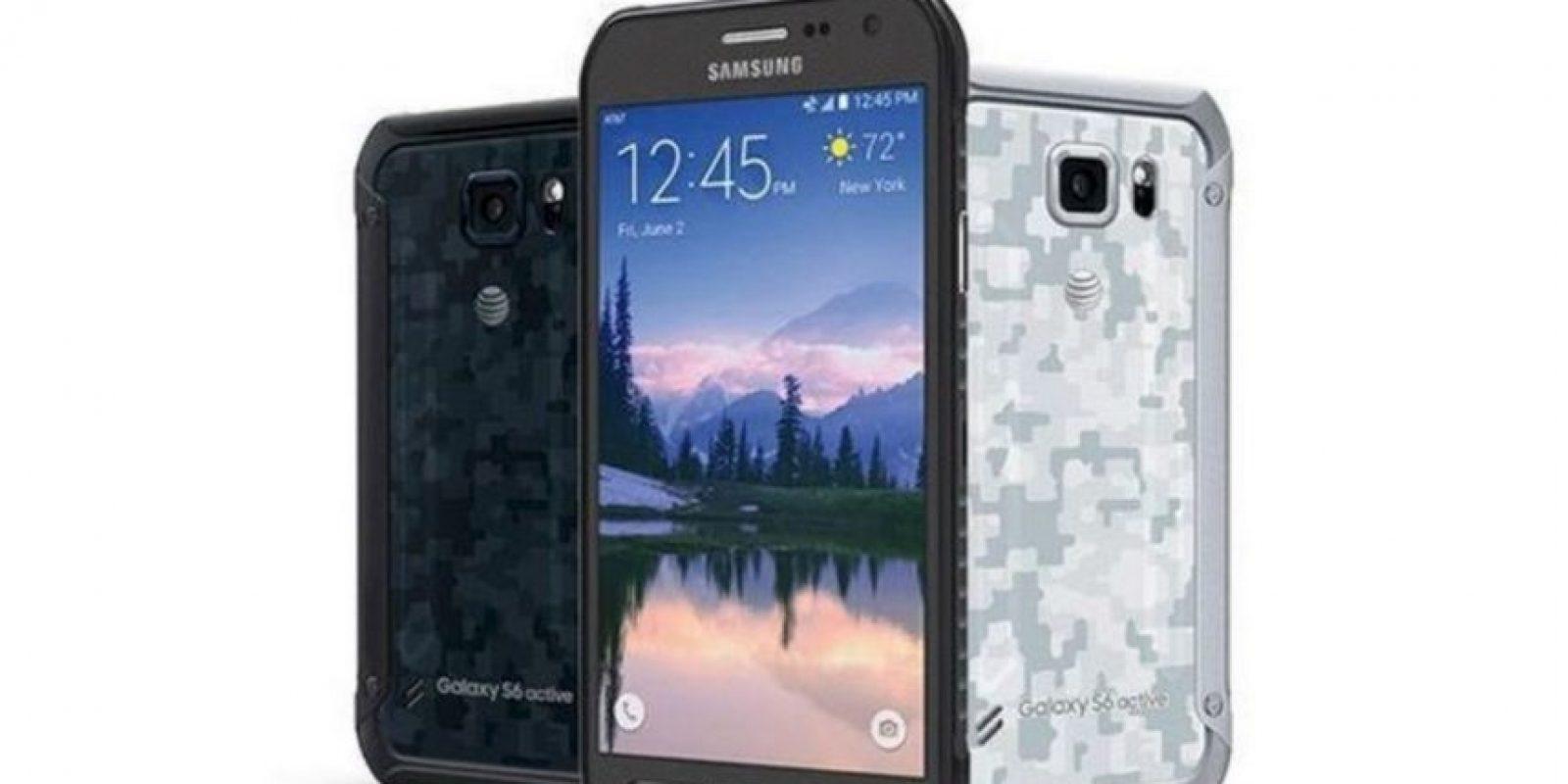 2- Samsung Galaxy S6 Active. Foto:Samsung