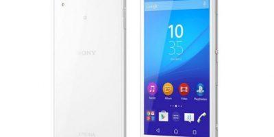Tiene un pantalla Full HD de 5 pulgadas, cámara posterior de 13 megapíxles, Android 5.0 Lollipop, batería de 2.400 mAh, además de resistencia al agua y polvo (IP65 y IP68). Foto:Sony