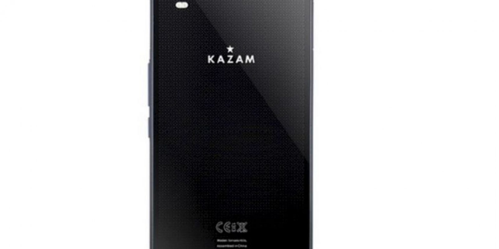 Tiene una pantalla Full HD de 5.5 pulgadas, cámara posterior de 13 megapixeles, Android 4.4 KitKat, memoria de 2.600 mAh, además de resistencia al agua (IP67). Foto:Kazam