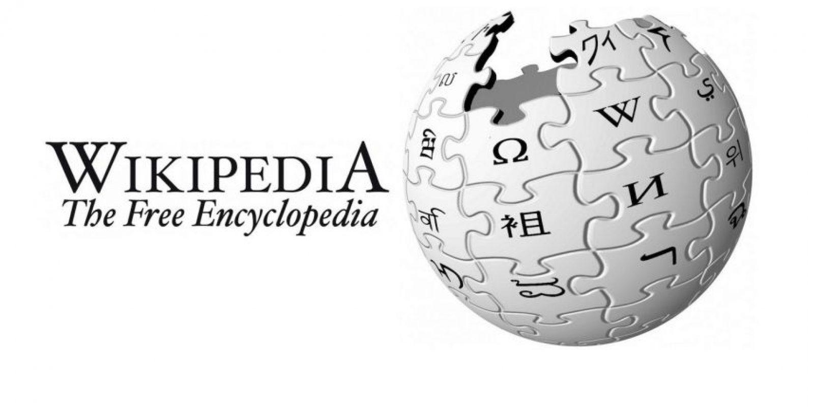 La enciclopedia gratuita más grande del mundo invita a que todos cooperen en la plataforma. Foto:Wikipedia