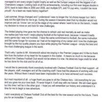Salió del Chelsea para fichar por sus vecinos, el Arsenal. Foto:Vía twitter.com/petrcech