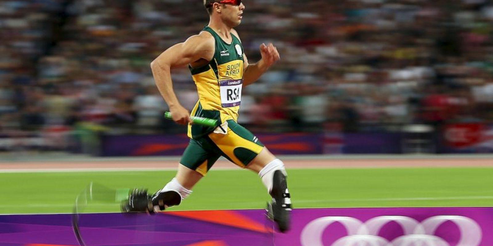 7. Oscar Pistorius Foto:Getty Images