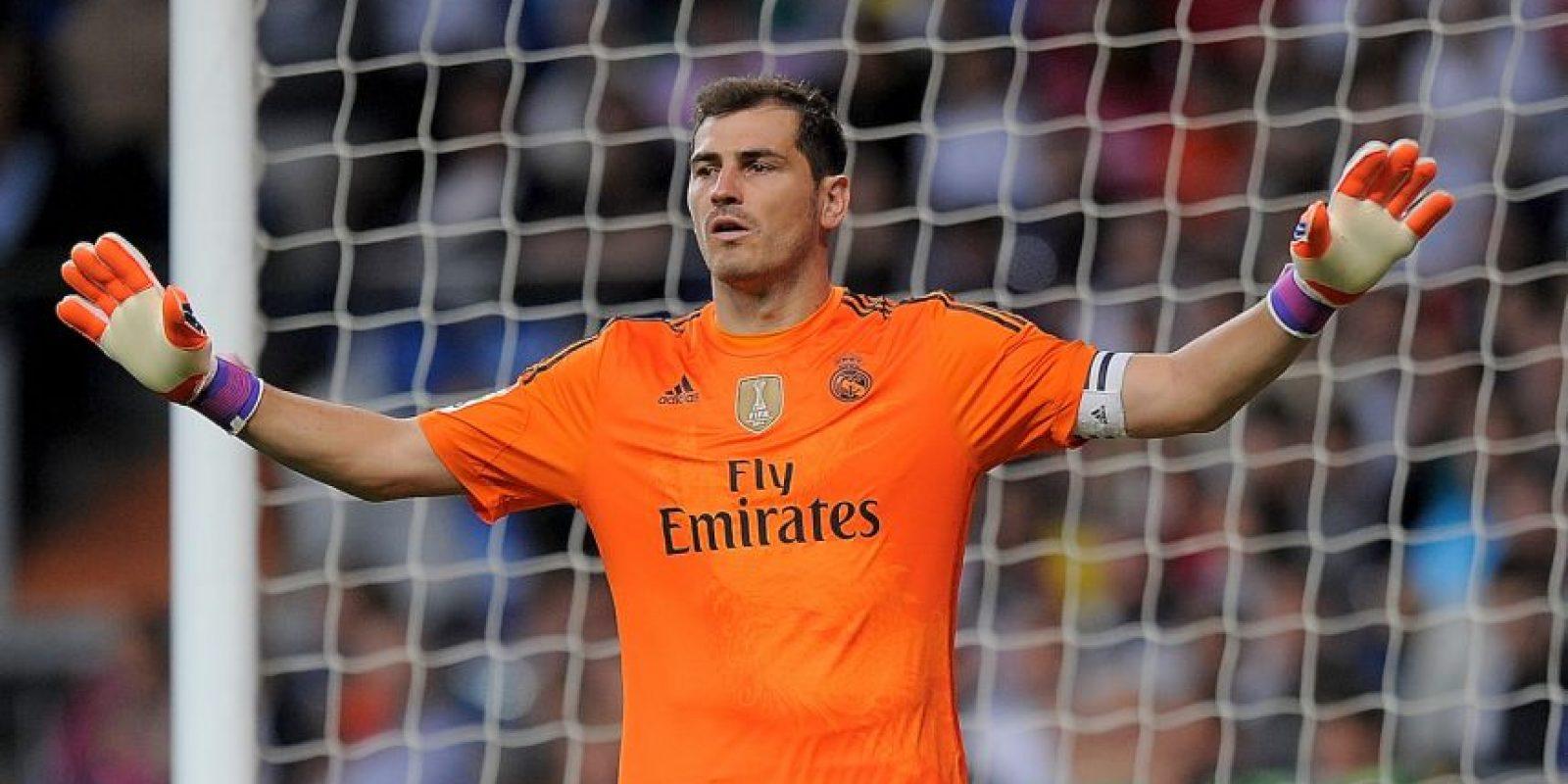 """El diario español """"Marca"""" asegura que el Real Madrid y el Porto de Portugal ya tienen un acuerdo por el portero. Foto:Getty Images"""