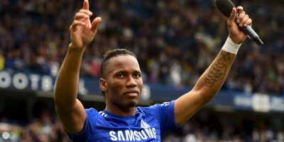 5. Didier Drogba Foto: Getty Images