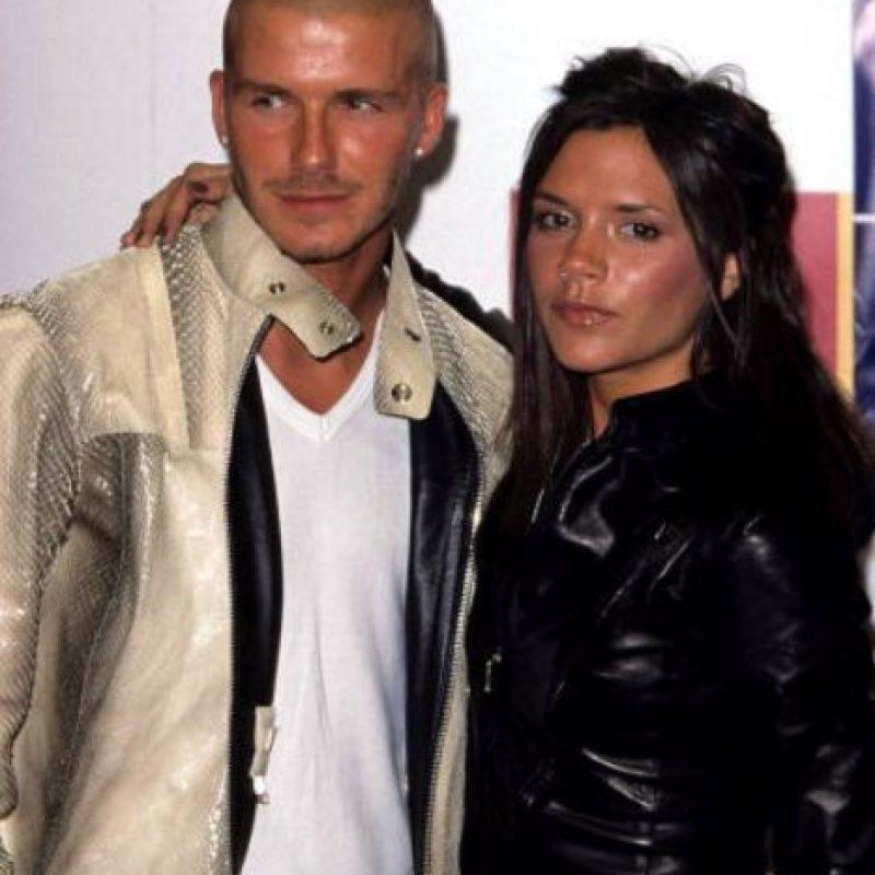 Y luego esas horrorosas chaquetas de cuero artificial. Foto:vía Getty Images