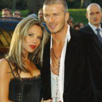 Entonces a ella le dio por ser rubia. Eso fue en 2006. Y él se vestía como los reguetoneros de hoy. Foto:vía Getty Images