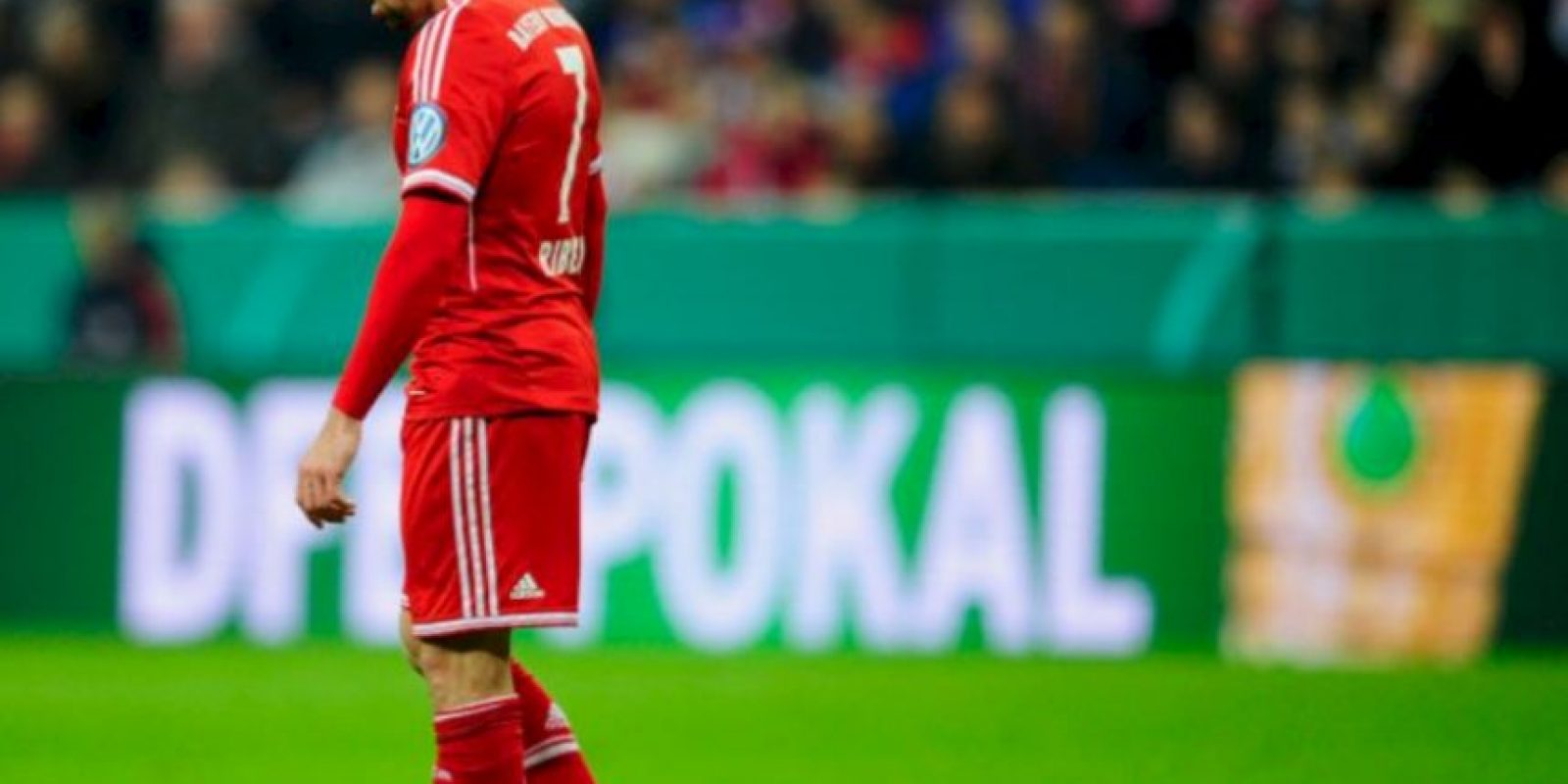 Franck Ribéry Foto: Getty Images