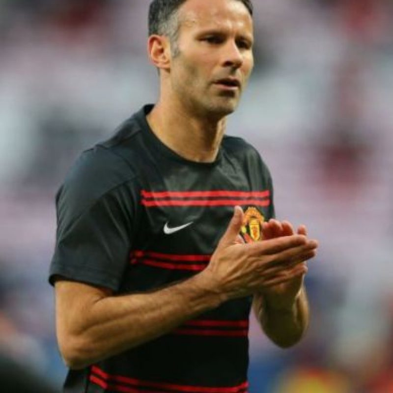 Ryan Giggs Foto: Getty Images