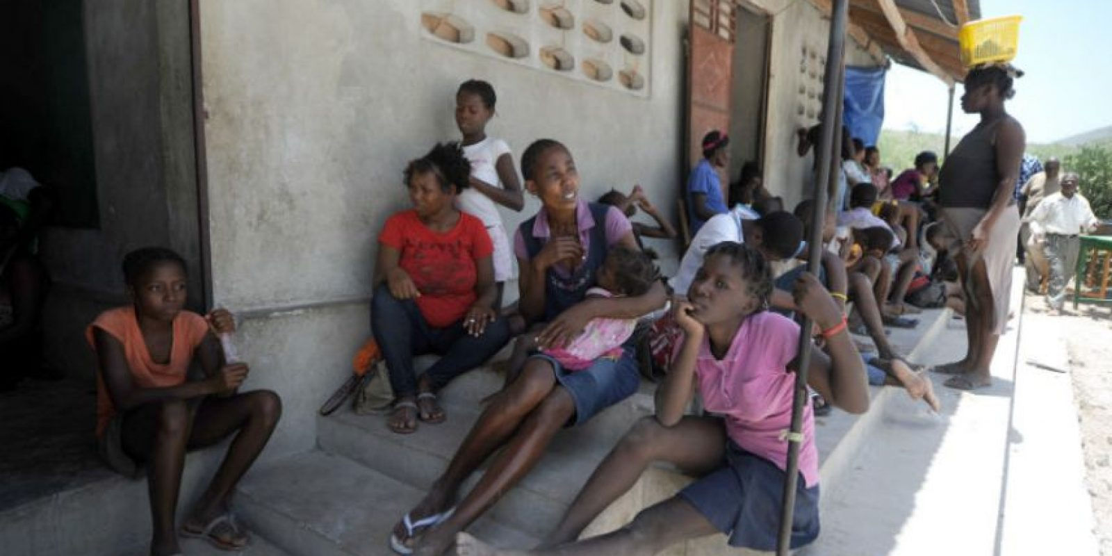 Por el temor a una deportación masiva la Organización de Estados Americanos visitará Haití y República Dominicana. Foto:AFP