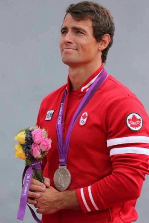 5. Adam van Koeverden (Canadá) Foto: Getty Images