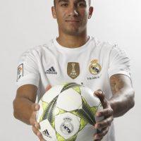 """"""" Lo voy a dejar todo en el campo en cada partido. No puedo competir de otra forma para ganar y por eso… ¡Hala Madrid!"""". Foto:Getty Images"""
