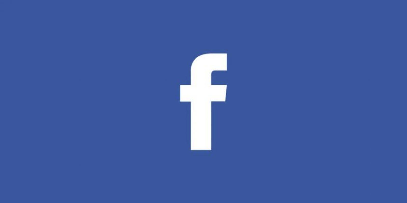 Facebook, la red social más popular de la actualidad. Foto:Facebook