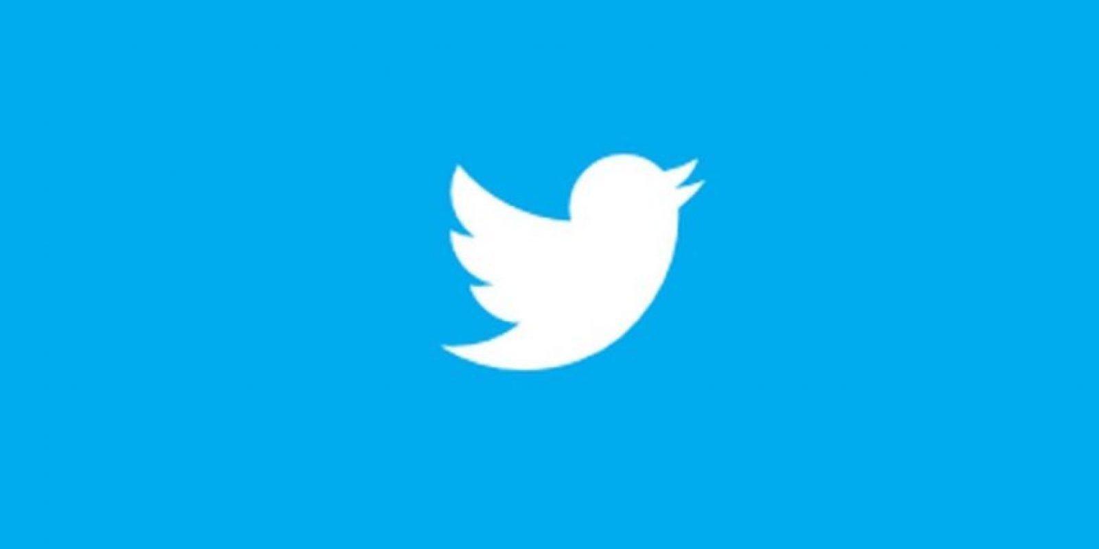 Twitter, la red social de los 140 caracteres. Foto:Twitter