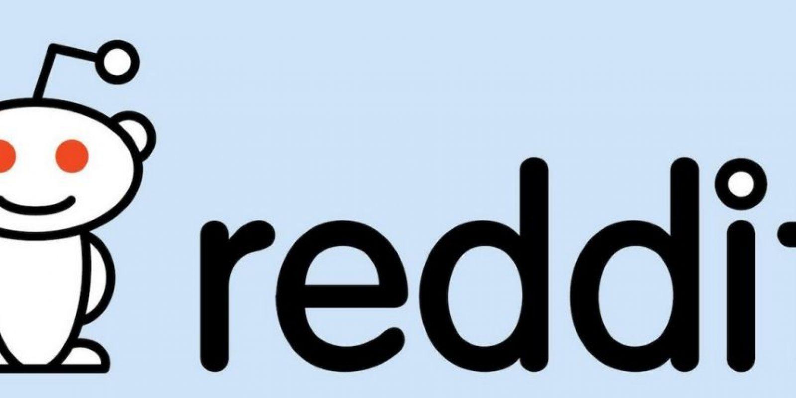 Reddit, la plataforma de discusión y conversación. Foto:Reddit