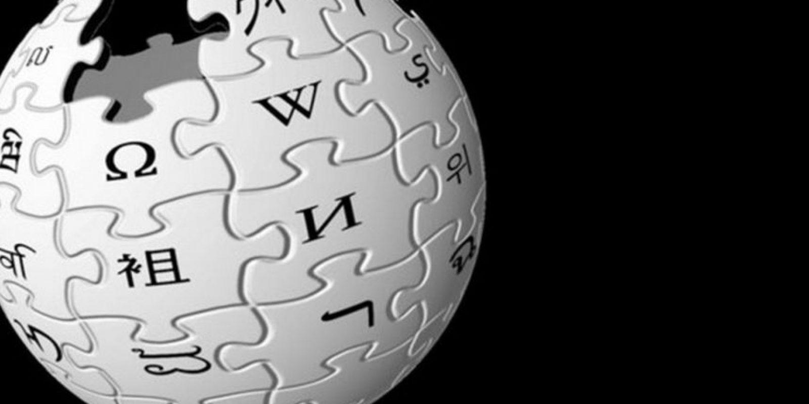 """Existen buscadores especiales para limpiar Wikipedia de """"vandalismo"""". Foto:Tumblr"""