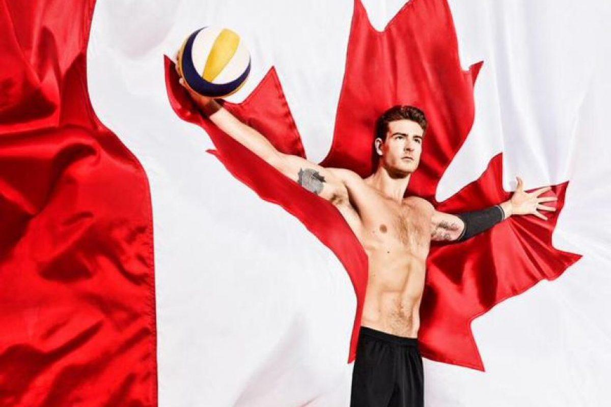 8. Martin Reader (Canadá) Foto:Vía twitter.com/martinjreader