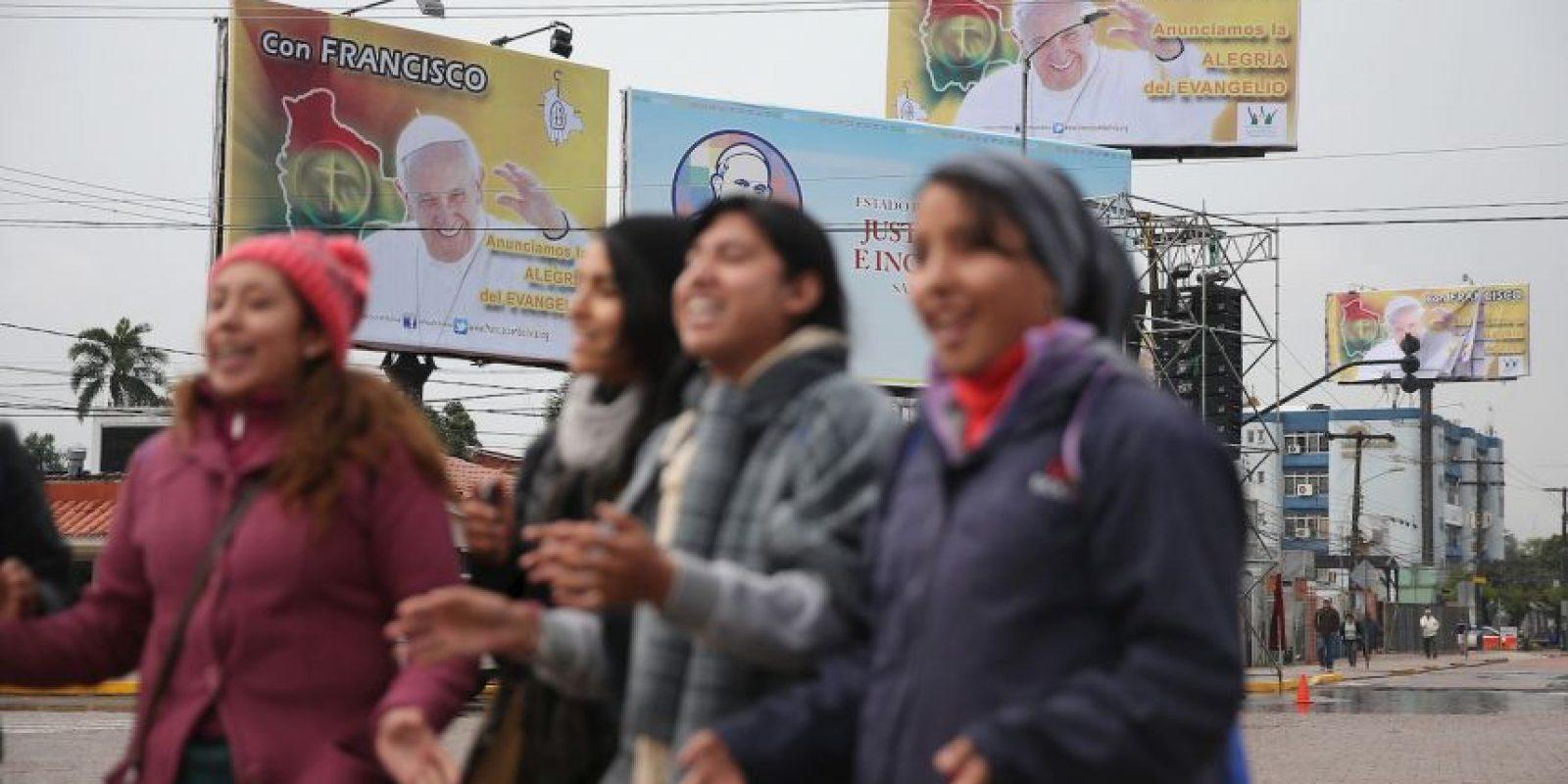 8. Según el Banco Mundial, Bolivia es un país de ingreso mediano o bajo. Foto:Getty Images
