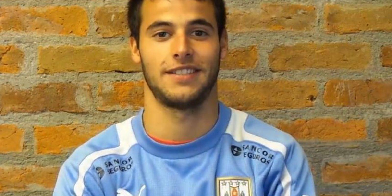 3. Guillermo de Amores (Uruguay) Foto:Vía facebook.com/aufoficial