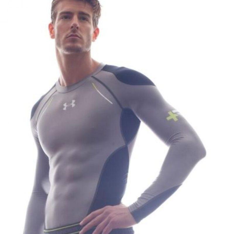 Participó en los Juegos Olímpicos de Londres 2012. Foto:Vía twitter.com/martinjreader