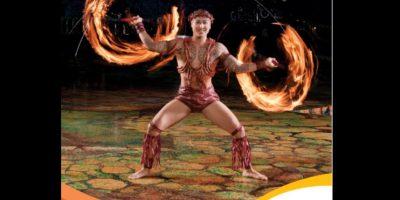 El Cirque du Soleil será la atracción principal de la ceremonia de inauguración Foto:Vía twitter.com/TO2015